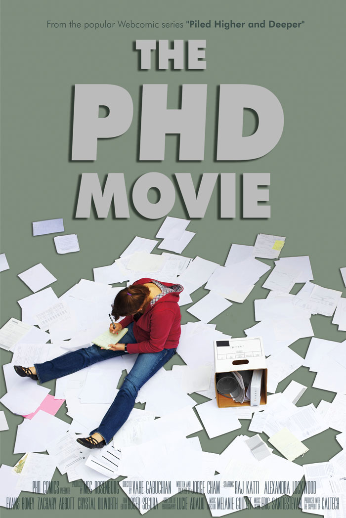 The PhD Movie